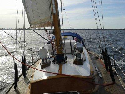 """""""I am sailing..."""""""