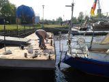 Die Holland Windvane Windfahnensteuerung ist fertig!