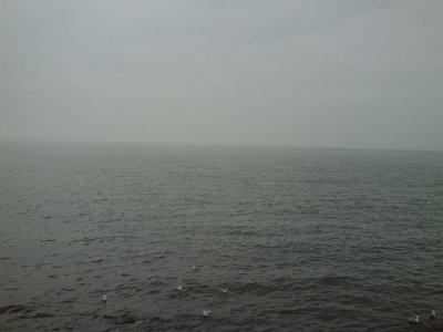 Helgoland - der Wettergott will es nicht
