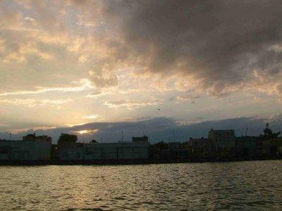 Törnbericht: Aufbruch nach Klaipeda - die Dinge des Himmels und der See nehmen, wie sie sind