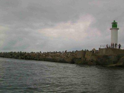 Törnbericht Pavilosta nach Ventspils: Toller Empfang im Hafen