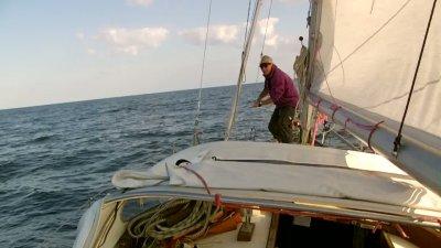 Törnbericht: Fast ein wunderschöner Segeltag – von Montu nach Roja