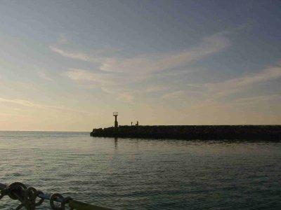 Törnbericht: Eigentlich kein Segeln von Riga nach Skulte