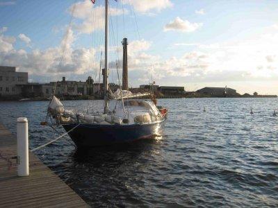 Törnbericht: Dann wurde es doch noch ein schöner Segeltag – von Skulte nach Salacgriva