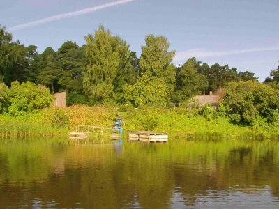 Törnbericht: Schnief Schnief Schnief - back to Riga