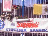 Der Zusammenbruch des Kommunismus begann mit Lenin in Gdansk