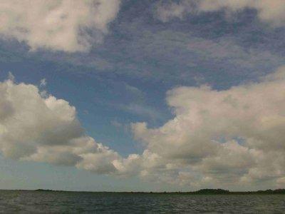 Heißer Ritt nach Kuivastu auf der Insel Muhu