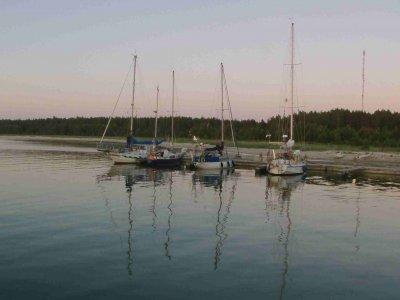Yeaahhhhh!! Den Finnischen Meerbusen auf eigenem Kiel erreicht. Von Heltermaa nach Dirhami