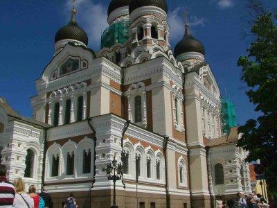 Stadtbummel durch Tallinn - alt