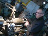 wunderbare alte Werkzeugmeister-Tradition
