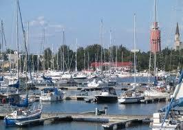 Nach Hanko in die südliche finnische Segelmetropole