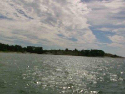 Platt vorm Laken nach Uusikaupunki