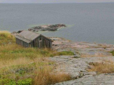 Leben auf einer kleinen Schäre am Rande des Archipelagus: Jurmo