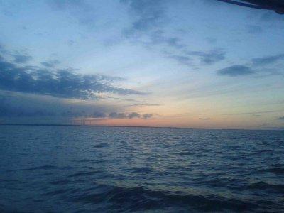 tops and down in einem Seglerleben:  Von Kuivasto nach Ruhnu - der schöne Teil
