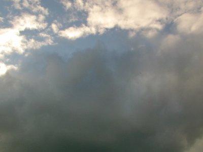 Nach dem Südseewetter jetzt Dauerregen