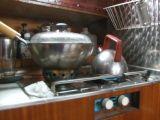 Endlich wieder selber kochen