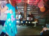 Dorffest zur Einweihung des neuen alten Dorfgemeinschaftshauses auf Ruhnu