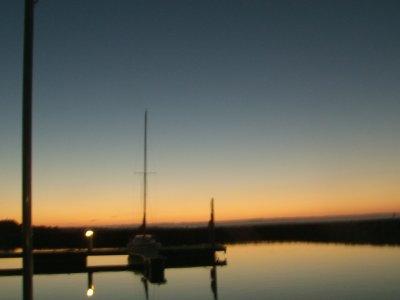 Schon wieder segeln mit Überraschung: nach Heltermaa