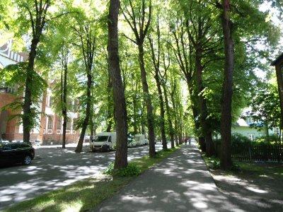 Bummeln in Pärnu