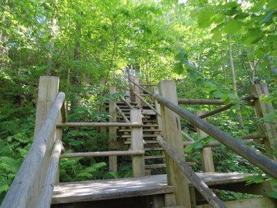 Auf Rundreise durch das nordwestliche Lettland: 3. Teil: Sliteres Nationalpark