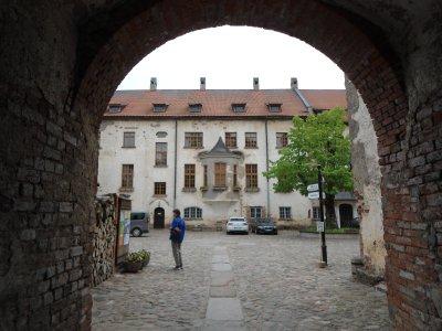 Weiter gehts mit unserem Ausflug in die Kulturgüter Nordwest-Lettland: Burg von Dundaga